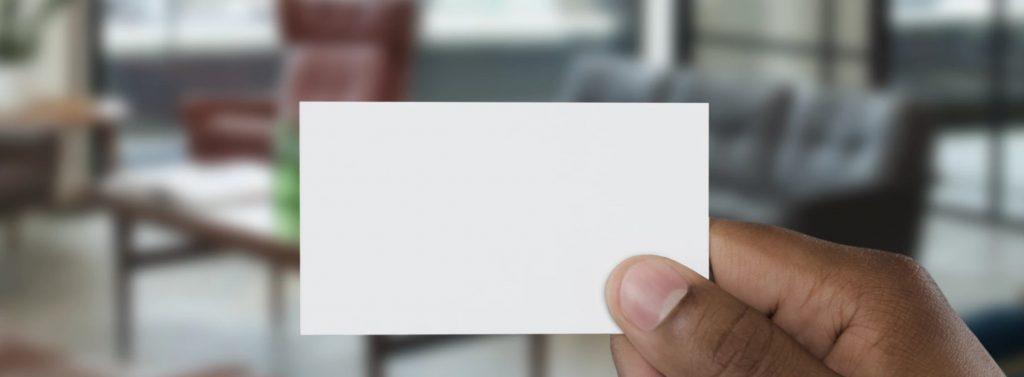 Druk wizytówek przez Internet